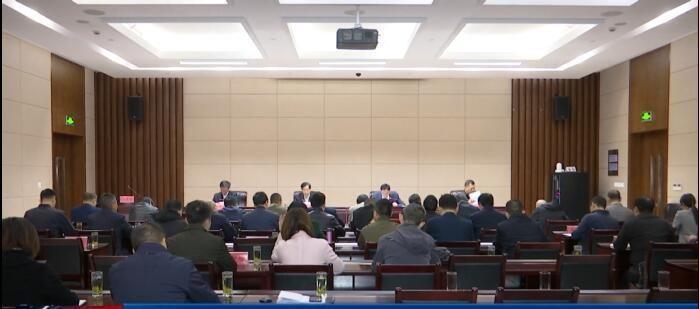 龙八国际官网区召开扫黑除恶专项斗争领导小组(扩大)会议