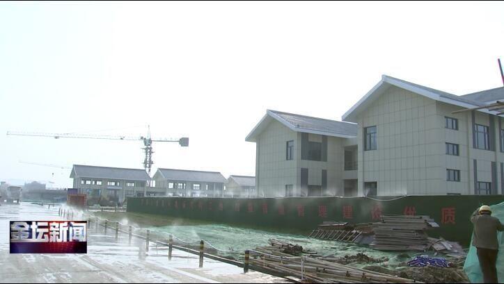 扬帆2021 第一污水处理厂:主体结构建设已基本完成