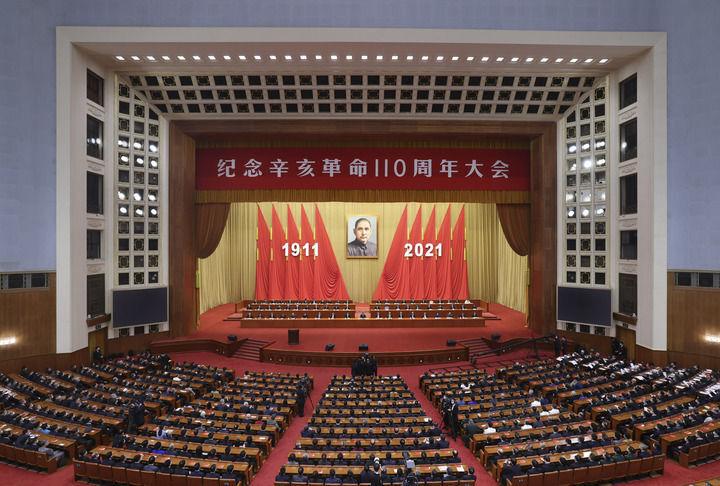 新华时评 站在历史正确一边,共创祖国统一民族复兴光荣伟业