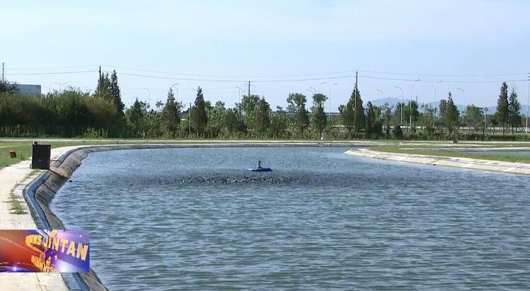 家门口的国庆节 黄金村:湖边垂钓感受自然风情 体验农家乐趣